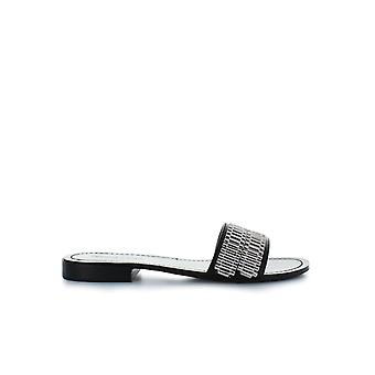 KENDALL AND KYLIE KENNEDY BLACK SLIDE