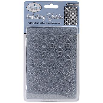 Elizabeth Craft Embossing Folder 4
