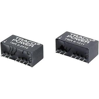 TracoPower TMR 6-2419 DC/DC converter (print) 24 Vdc 9 Vdc 666 mA 6 W No. of outputs: 1 x