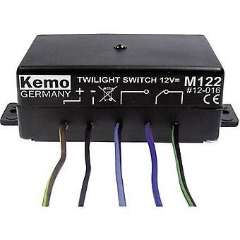 Twilight switch Component Kemo M122 12 Vdc