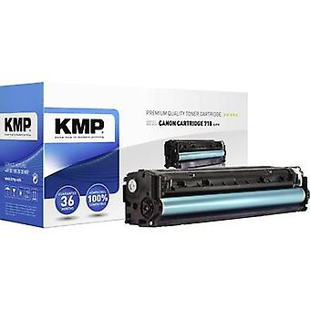 KMP Toner cartridge replaced Canon 718 Compatible Black 3400 pages C-T19