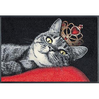 wash + dry mat of Royal cat 50 x 75 cm washable floor mat cat motif