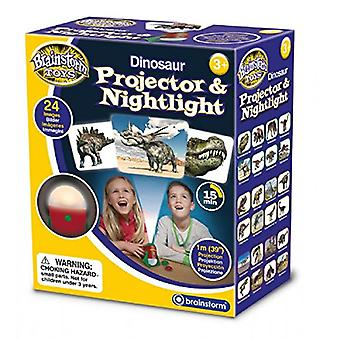 Brainstorm Toys Dinosaur Projector & Nightlight