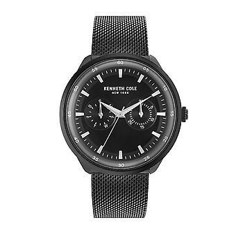 Kenneth Cole New York men's watch wristwatch stainless steel KC50577002