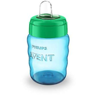 Avent Blue Infant Cup with Soft Mouthpiece (Childhood , Mealtime , Children's Tableware)