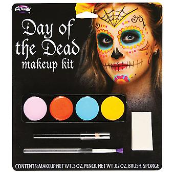 Day Of The Dead Make Up Kit (Female)