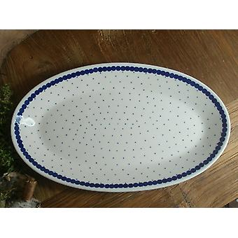 29.5 x 18 cm, plate, oval, tradition 26 - BSN 10587