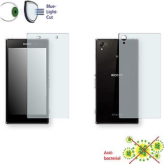 Sony Xperia C6902 screen protector - Disagu ClearScreen protector (1 front / 1 rear)