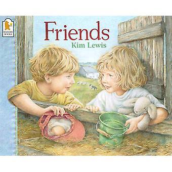 Vrienden door Kim Lewis - Kim Lewis - 9780744563382 boek