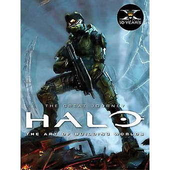 Halo - The Art of Building Worlds by Martin Robinson - 9780857685629 B