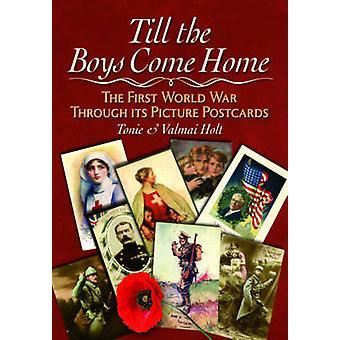 Indtil drenge kommer hjem - den første verdenskrig gennem sit billede indlæg