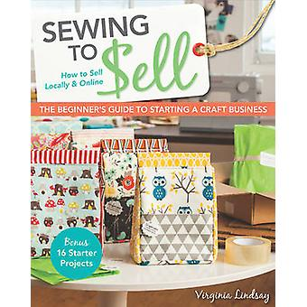 Sewing to Sell - How to Sell Locally & Online by Virginia Lindsay - 97