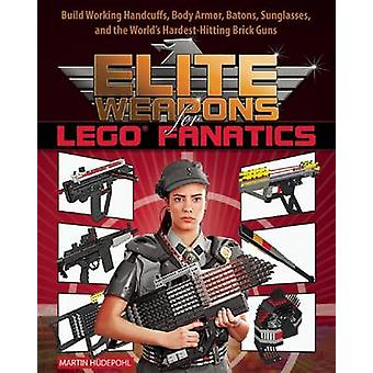 Elite Weapons for LEGO Fanatics - Build Working Handcuffs - Body Armor