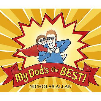Mi papá el mejor por Nicholas Allan - 9781782955306 libro de