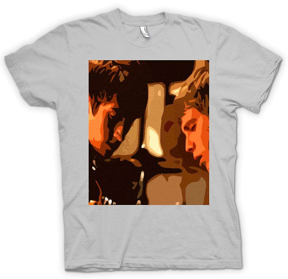 Mens t-shirt - Arctic Monkeys - musica