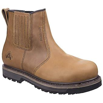 Amblers Safety Mens Worton Leather Safety Boot