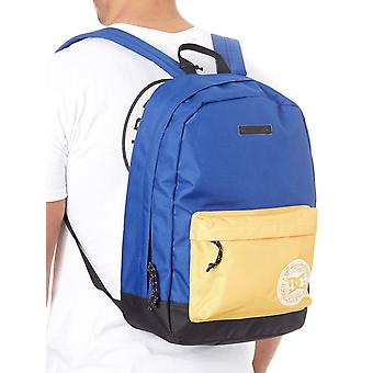 DC Sodalite Blue Backstack Colourblock - 18.5 Litre Backpack