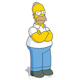 Homer Simpson Lifesize Cardboard Cutout / Standee - The Simpsons