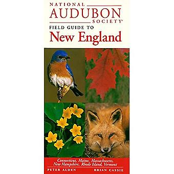 National Audubon Society Field Guide to New England (Audubon Society Field Regional Guides) (National Audubon Society Field Regional Guides)