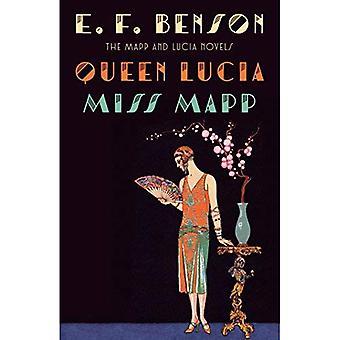 Rainha Lúcia & Miss Mapp: Os romances de Mapp & Lucia (Mapp e Lucia: Vintage Classics)