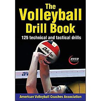 Volleyboll Drill boken: 125 tekniska och taktiska övningar (amerikansk volleyboll tränare)