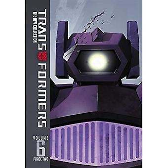 Transformers: IDW collectie fase twee Volume 6