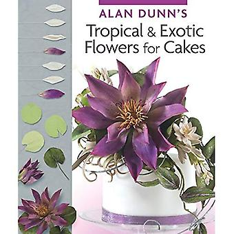 Alan Dunn's Tropical and Exotic Flowers (PB)
