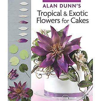Alan Dunn tropiska och exotiska blommor (PB)