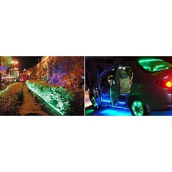 Waterproof RGB LED Strip Tape Lights Flexible Ribbon 5 Metres/300 LEDs SMD 5050 - Multi Colors with Controller