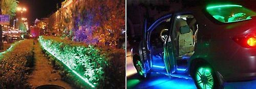 Waterdichte RGB LED Strip Tape Lights Flexibele Ribbon 5 meters / 300 LEDs SMD 5050 - Multi Kleuren met Controller
