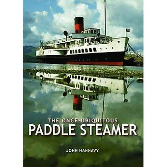 The Once-Ubiquitous Paddle Steamer