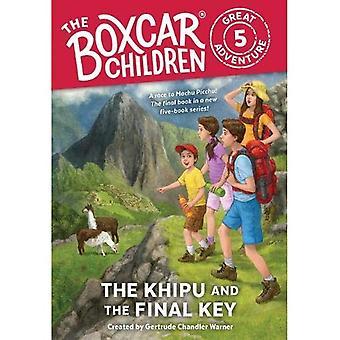 Khipu och den slutlig nyckeln (Boxcar barn stora äventyr)