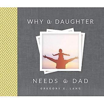 Pourquoi une fille a besoin d'un papa