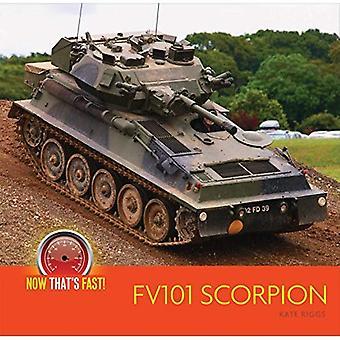 Fv101 Scorpion (Tank) (Now That's Fast!)