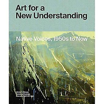 Art for a New Understanding: Native Voices, 1950s to Now