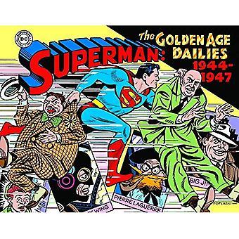 Superman The Golden Age Newspaper Dailies 1944-1947
