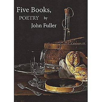 Five Books: Poetry