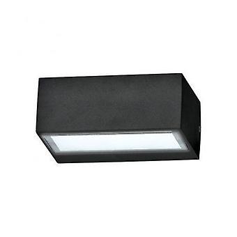 Ideal Lux - Twin svart vägg ljus IDL115375
