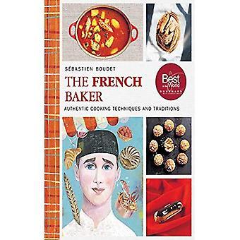 Francuskiego piekarza: Autentyczny technik gotowania i tradycji