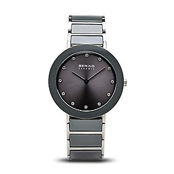 BERING Analog quartz ladies with stainless steel strap 11435-789