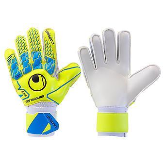 UHLSPORT bløde avancerede målmand handsker størrelse