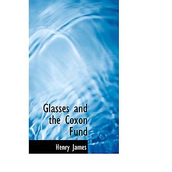 نظارات وصندوق كوكسون جيمس آند هنري