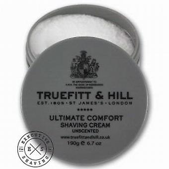 Truefitt og Hill ultimativ komfort barberskum Pot 190g