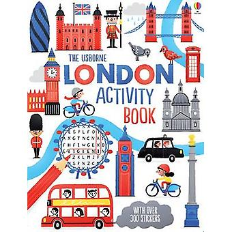 London Activity Book by Rosie Hore - Lucy Bowman - 9781409595090 Book