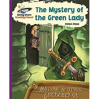 Reading Planet - The Mystery of the Green Lady - Purple - Galaxy by He
