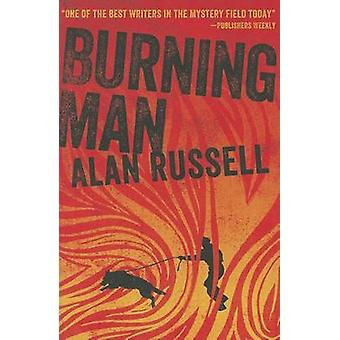 Burning Man by Alan Russell - 9781612186092 Book