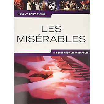 Really Easy Piano - Les Miserables - 9781783055654 Book
