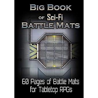 Big Book of Sci-Fi Battle Mats Playmat