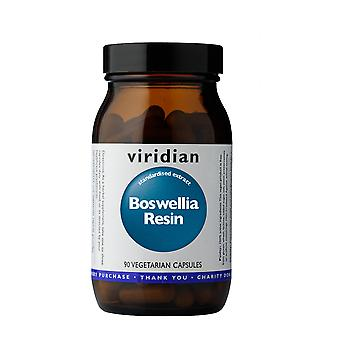 Viridian Boswellia Resin 270mg , 90 Veg Caps
