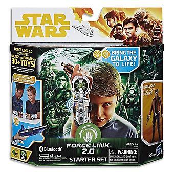 Star Wars, Force Link 2.0 starter Set-Han Solo